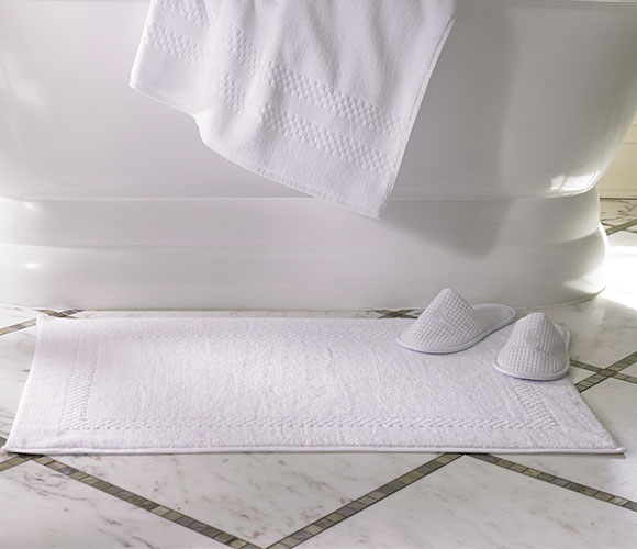 Ritz Carlton Hotel Shop Bath Mat Luxury Hotel Bedding