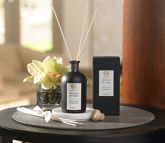The Ritz Carlton Hotel Shop Black Orchid Reed Diffuser