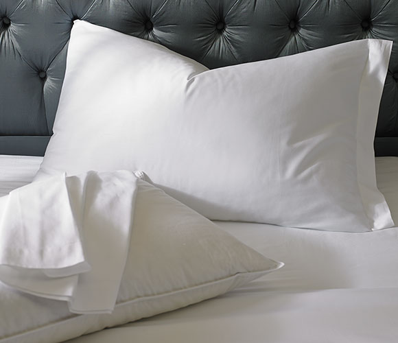Classic White Pillowcases
