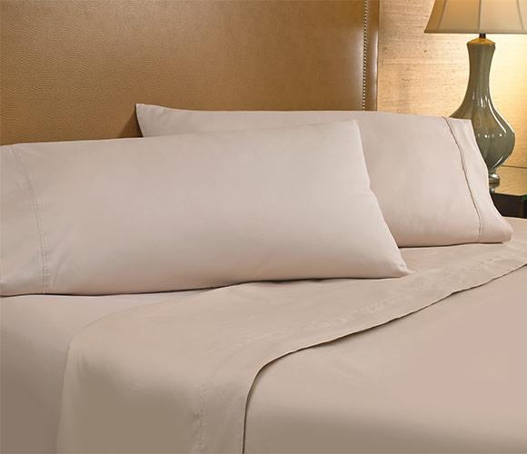 Spa Linens Bed Sheets