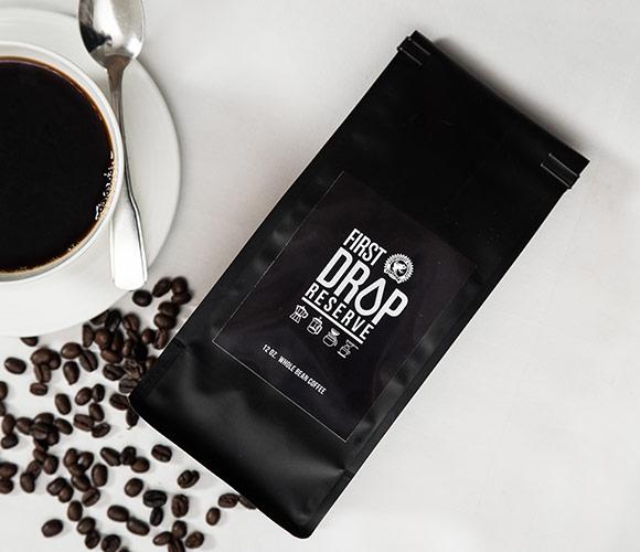 Ritz Carlton Hotel Shop First Drop Reserve Coffee