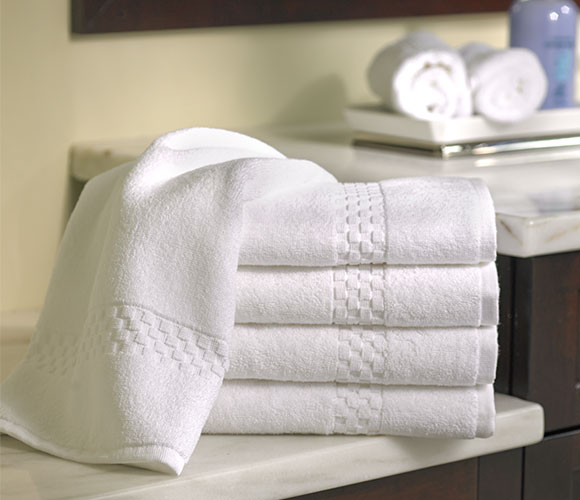 Ritz Carlton Hotel Shop Hand Towel Luxury Hotel