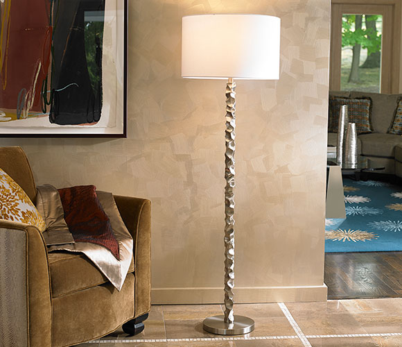 Ritz Carlton Hotel Shop Lucinda Floor Lamp Luxury