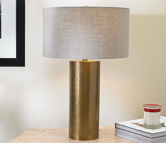 The Ritz Carlton Hotel Shop Penelope Table Lamp Luxury