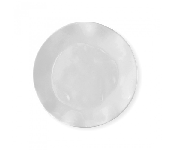 Ritz Carlton Hotel Shop Ripple Salad Plate Set Luxury