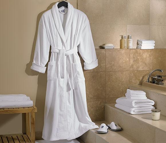 Ritz Carlton Hotel Shop Terry Robe Luxury Hotel