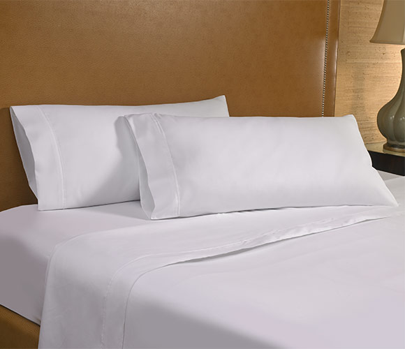 White Serenity Spa Sheet Set