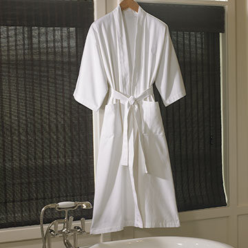 2f4332cc84 Ritz-Carlton Hotel Shop - Waffle Terry Robe - Luxury Hotel Bedding ...