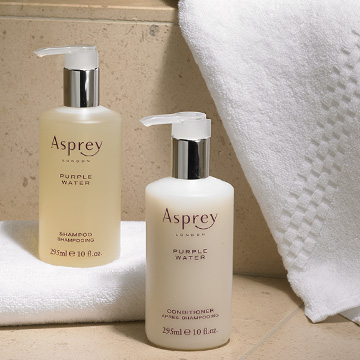 Asprey Purple Water Hair Care Set