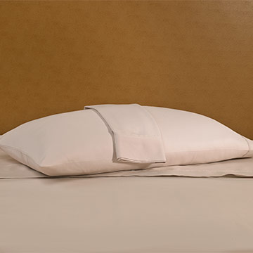 Cream Serenity Spa Pillowcases