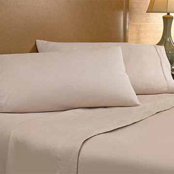 Cream Serenity Spa Sheet Set