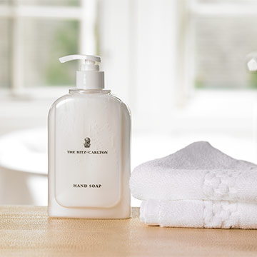 The Ritz-Carlton Hand Soap