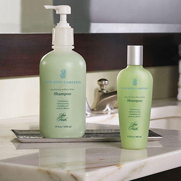 Spa Fresh Clarifying Shampoo