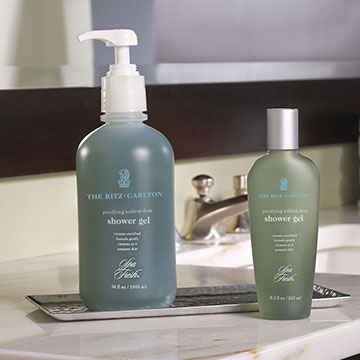 Spa Fresh Purifying Shower Gel