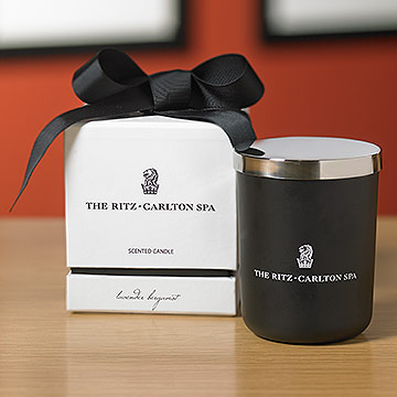 The Ritz-Carlton Spa Lavender & Bergamot Candle