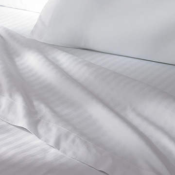 Tuxedo Stripe Flat Sheet. Previous; Next