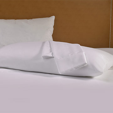 White Serenity Spa Pillowcases