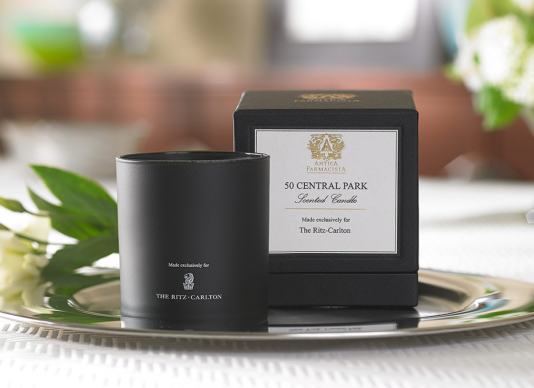 Ritz-Carlton Hotel Shop - Candles - Luxury Hotel Bedding, Linens and