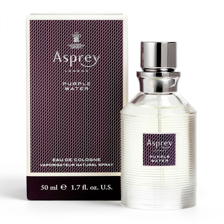 The Ritz Carlton Hotel Shop Asprey Purple Water Eau De