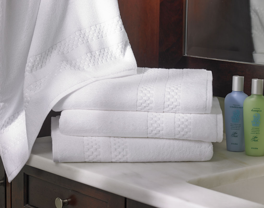 Ritz Carlton Hotel Shop Bath Towel Luxury Hotel
