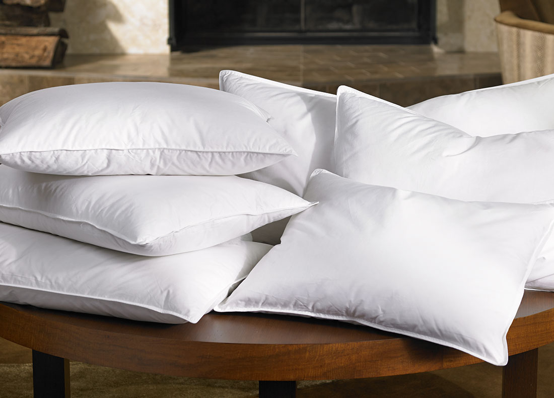 The Ritz Carlton Hotel Shop Down Pillow Luxury Hotel