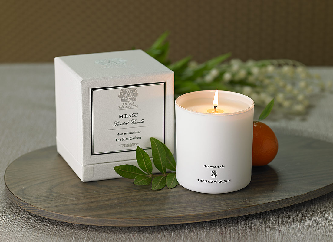 The Ritz Carlton Hotel Shop Mirage Candle Luxury Hotel Bedding Linens And Home Decor