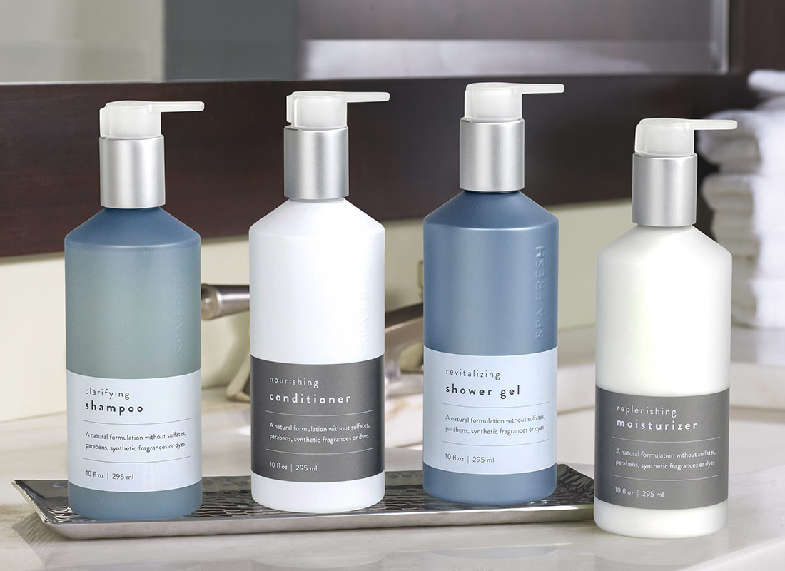 Spa Fresh Hair & Skincare Set