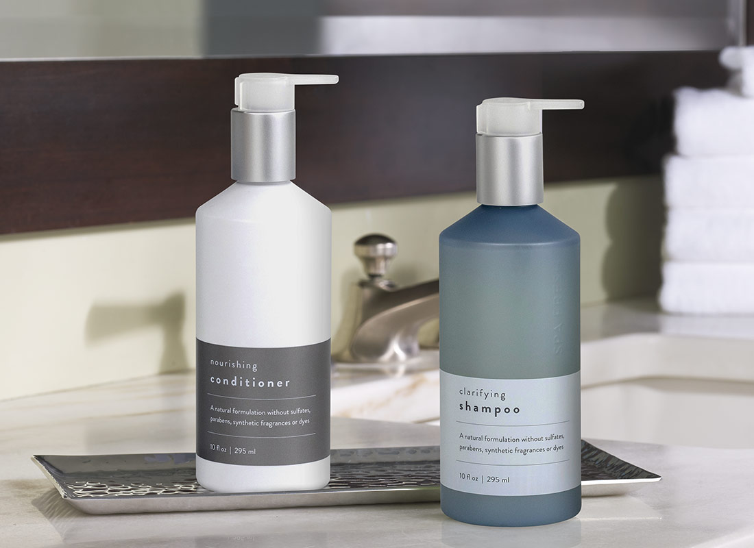 Spa Fresh Shampoo & Conditioner Set